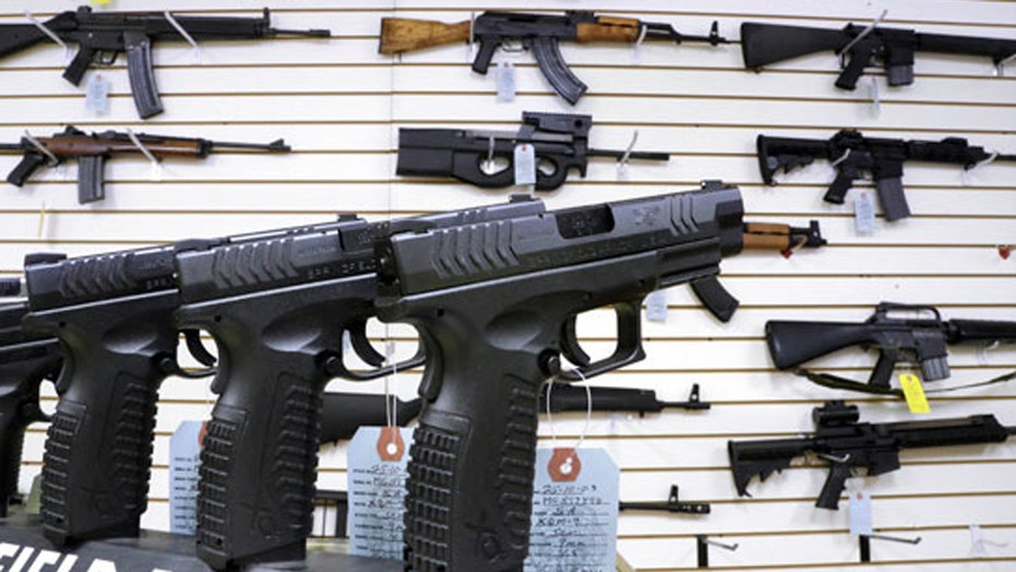 CA official pitches tighter gun rules