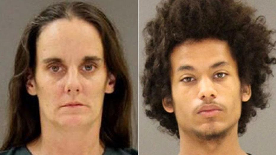 Cops: Woman recruits daughter, boyfriend to kill husband