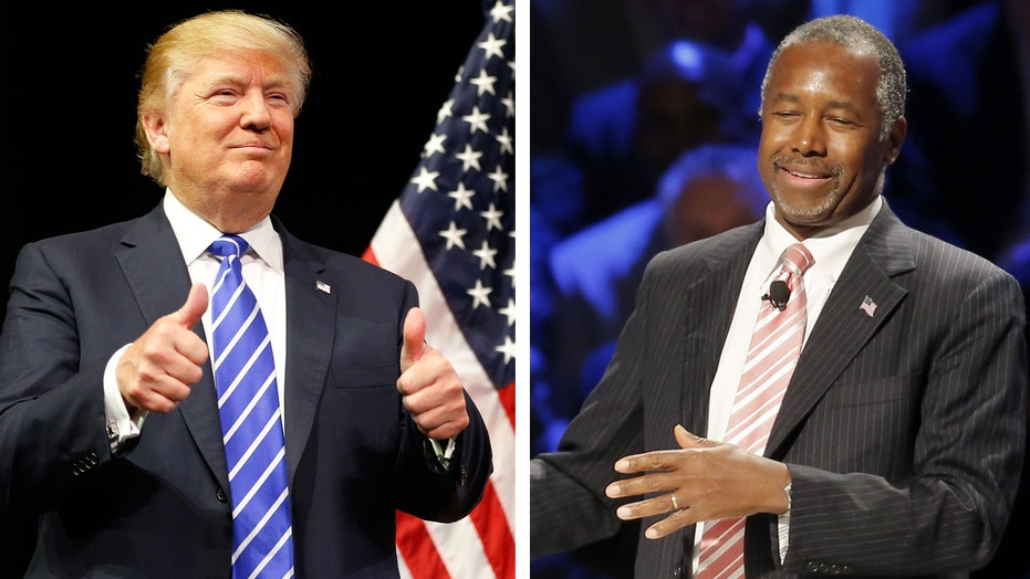 Secret Service protection activated for Trump, Carson