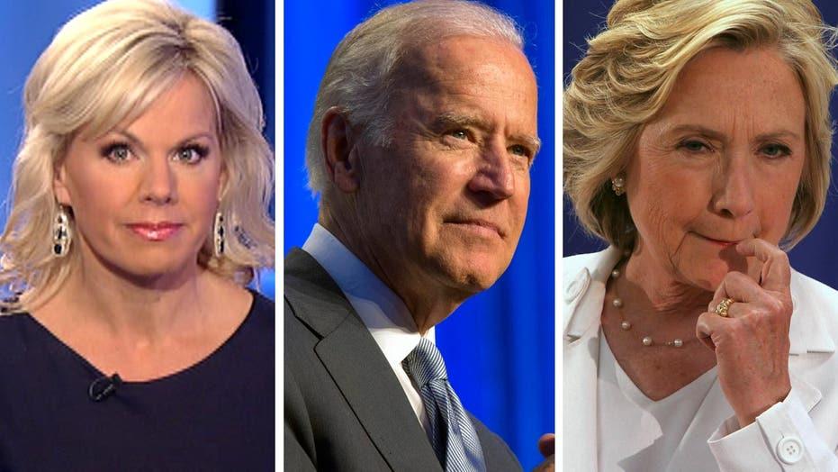 Gretchen's Take: Biden still waiting for Hillary to falter