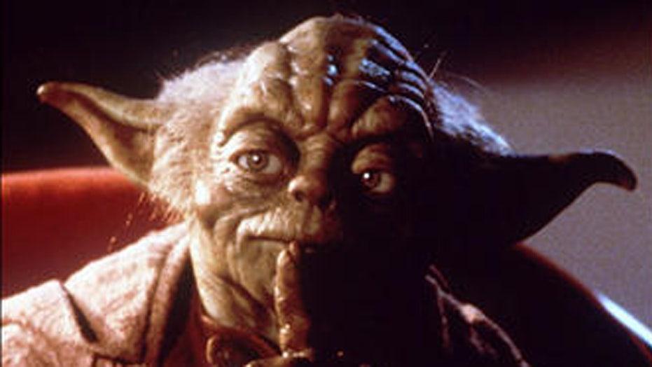 Yoda wouldn't like 'Star Wars' cybertrolls