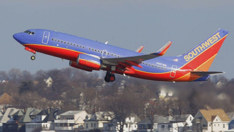 Man chokes woman on plane over reclined seat