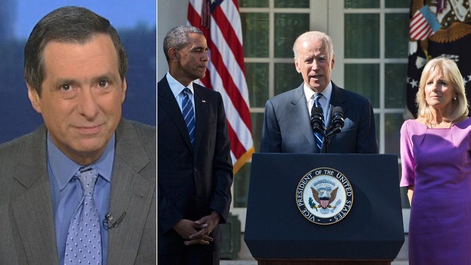 Kurtz: Biden bails on the press