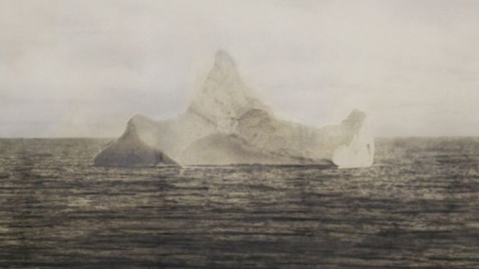 A glimpse of Titanic history