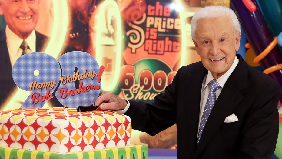 Bob Barker hospitalized after fall