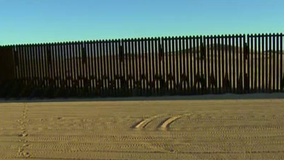 A look at the 'gold standard' of border security