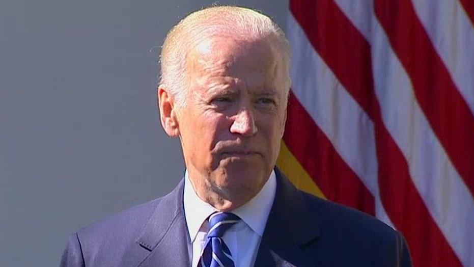Joe Biden: Window to run for president 'has closed'