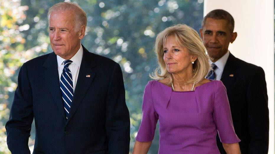 Joe Biden says his window to run for president has closed