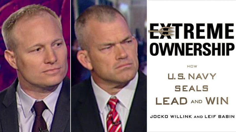 Former Navy SEALs want to see 'Extreme Ownership' in DC