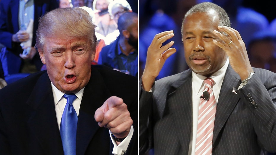 Trouble for Trump: Carson takes lead in Iowa