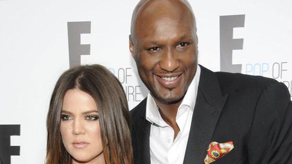 Trouble ahead for Khloe Kardashian and Lamar Odom?