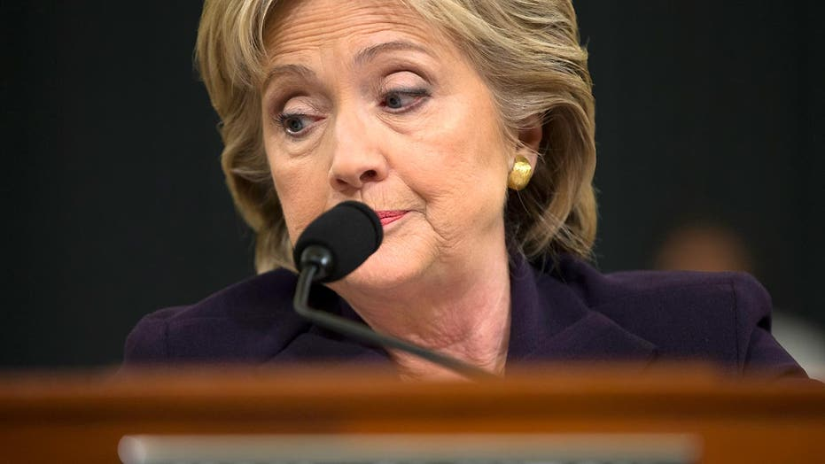 Benghazi hearing: Is Hillary's political future on the line?