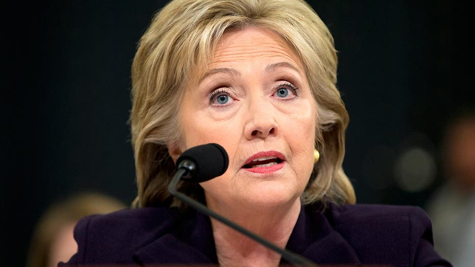 Clinton's virtuoso political performance at Benghazi hearing