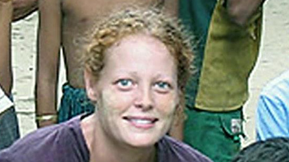 Nurse Kaci Hickox sues Gov. Christie over Ebola quarantine