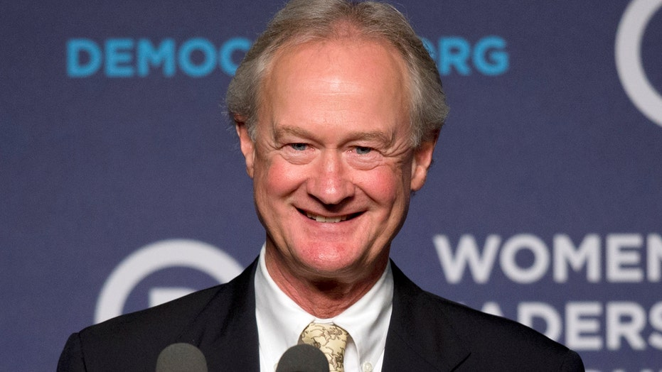 Lincoln Chafee ends campaign for president