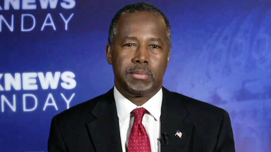 Dr. Ben Carson talks surge in polls, fundraising
