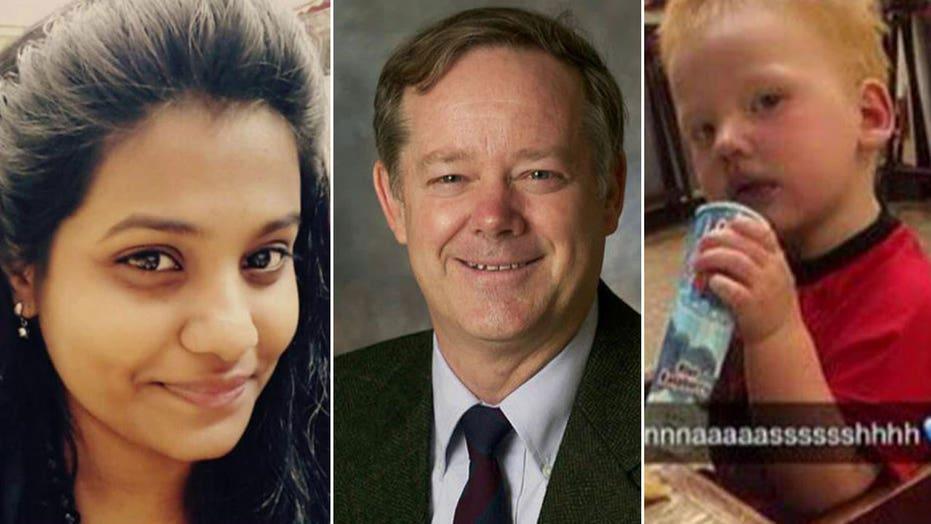 Victims of Oklahoma State parade crash identified