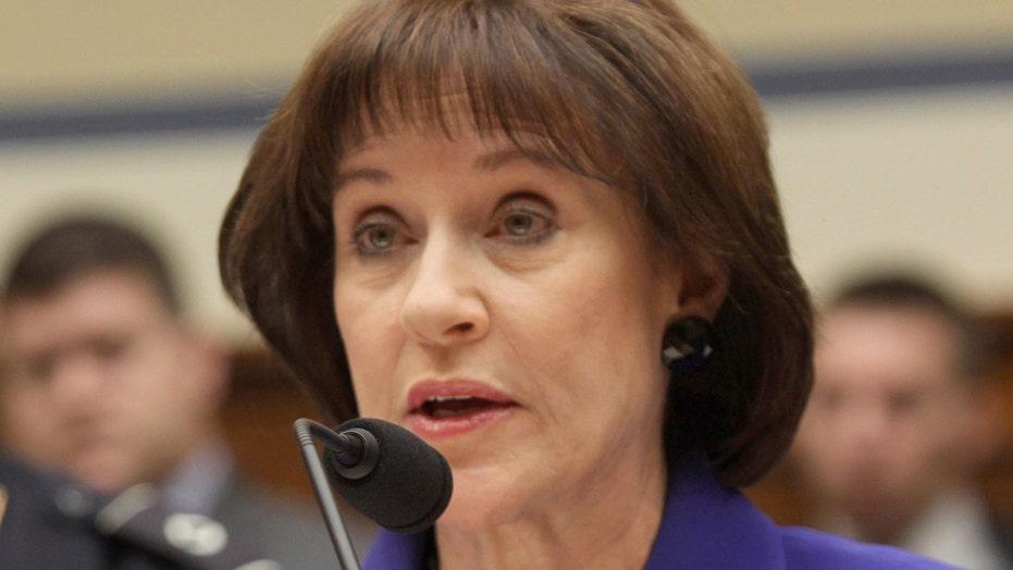 Critics blast DOJ closing case on IRS targeting scandal