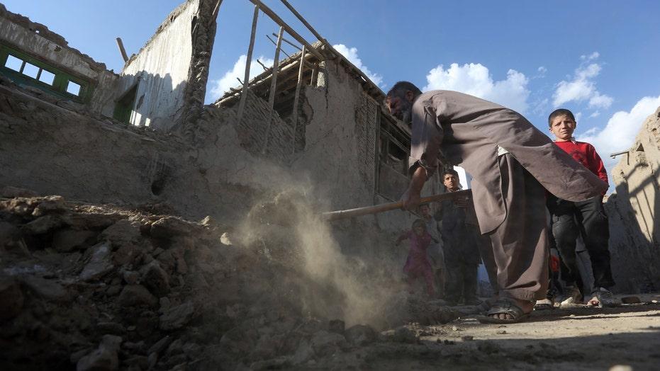 Dozens killed as 7.5 magnitude earthquake hits Afghanistan