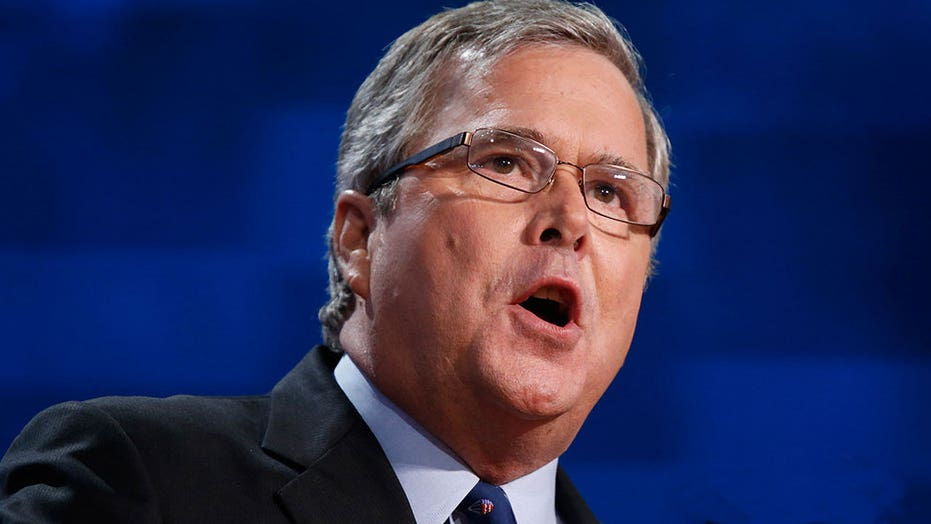 Why Jeb Bush needs to start fighting a competitive election