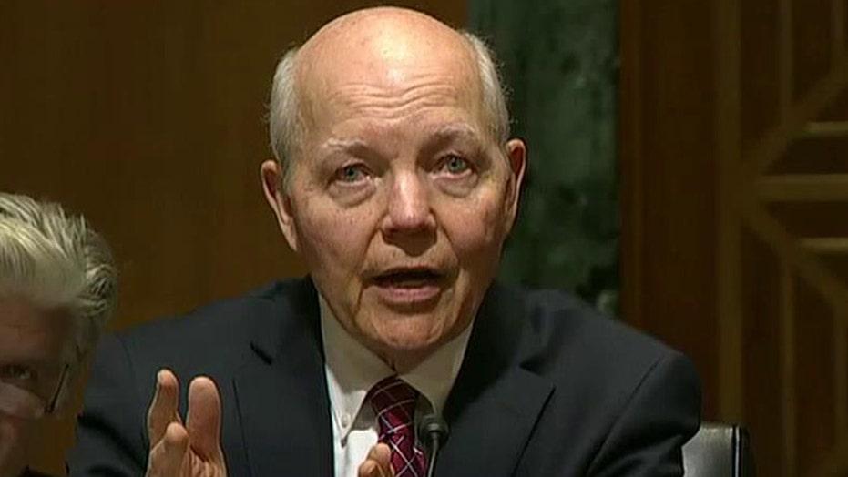 GOP senators grill IRS head Koskinen over targeting scandal