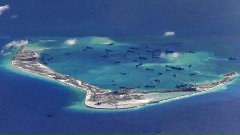 Significance of US Navy standing up to China