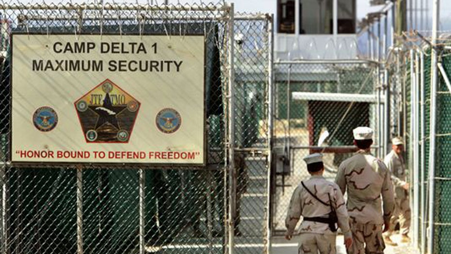 9/11 suspects dictating the rules at Gitmo?