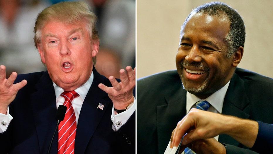 Republican debate preview: Outsider vs. outsider
