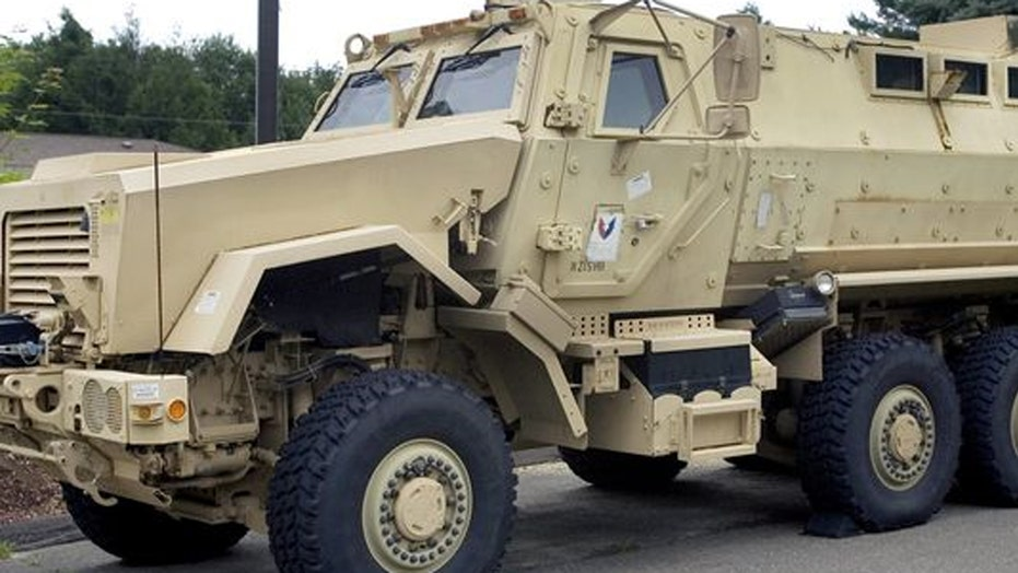 Grapevine: Federal Protective Service put a price on safety