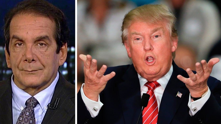 Krauthammer on Trump's plea to Iowans