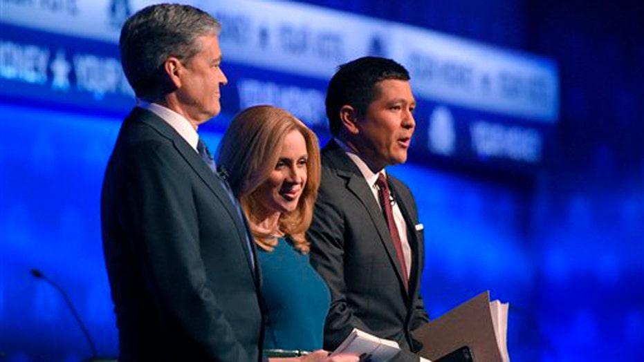 Debate trainwreck with CNBC liberal bias on display