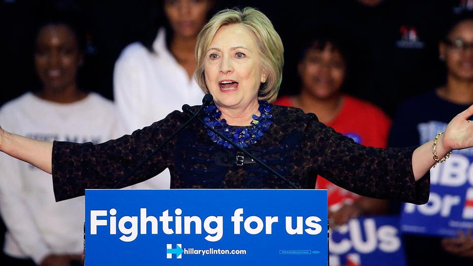 Hillary Clinton calling for police reforms