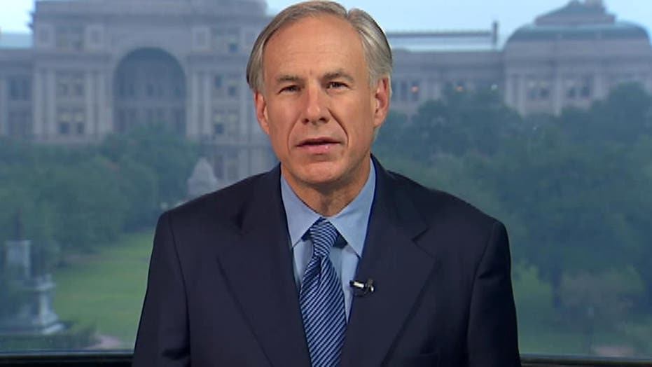 Gov. Greg Abbott lays out plans to ban sanctuary cities