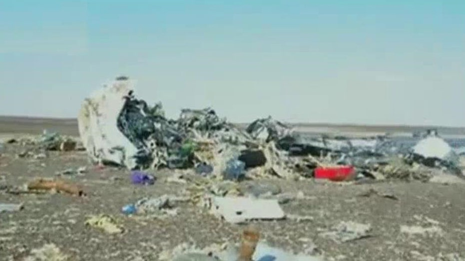 New video released of Russian plane crash site