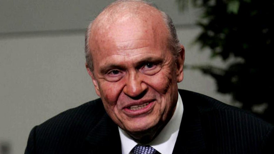 Fred Thompson dies at age 73