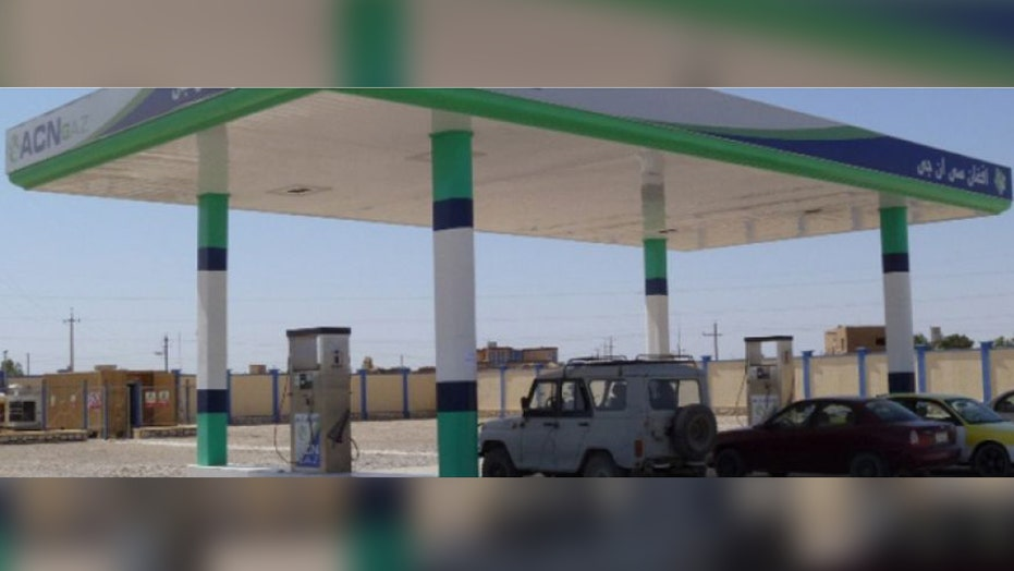 Outrage over US spending $43M on gas station in Afghanistan