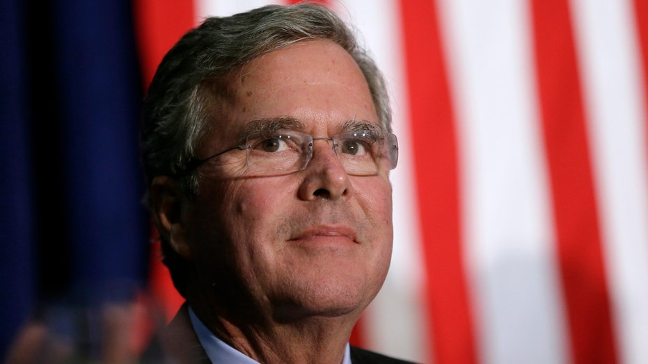 How can Jeb Bush save his campaign?