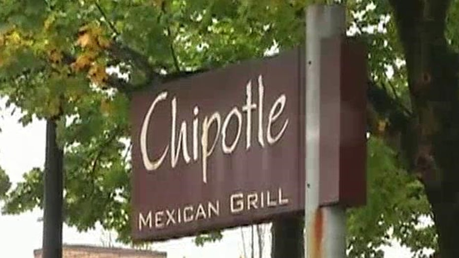 Chipotle closes 43 restaurants over E. coli fears