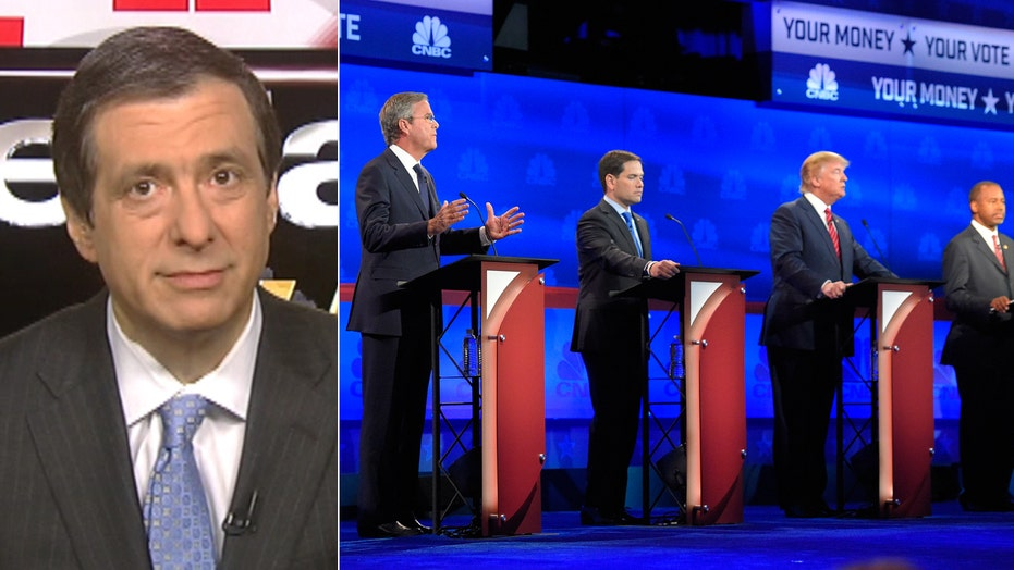 Kurtz: The debate over the debates