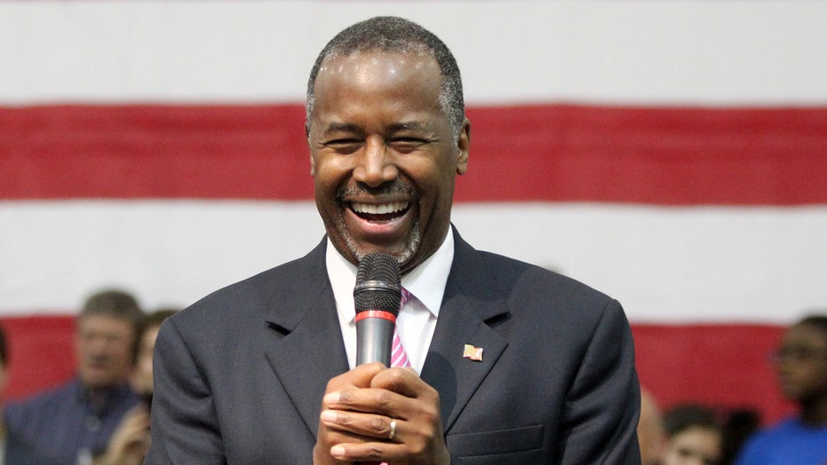 Ben Carson surges past Trump in latest poll