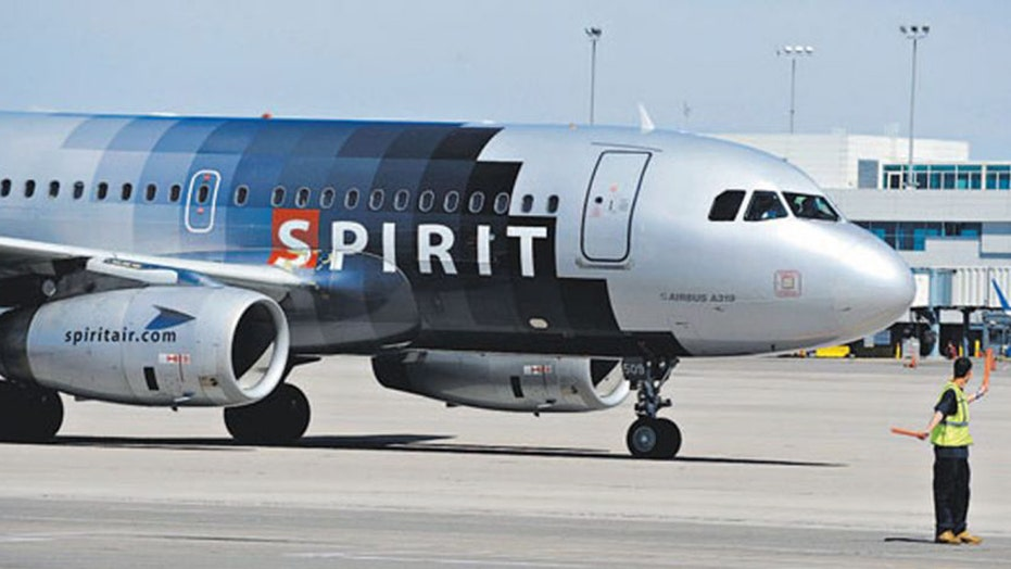 Racism claims from passengers kicked off Spirit flight