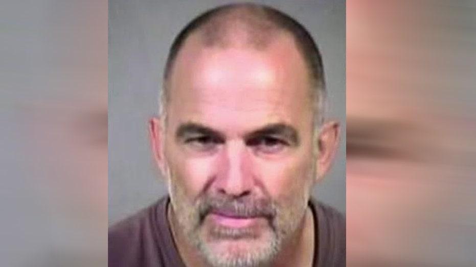Cops: Granddad left granddaughter alone in desert with gun