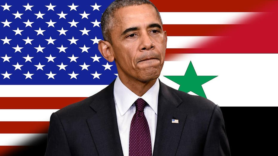 President Obama's mixed messages on US strategy in Syria