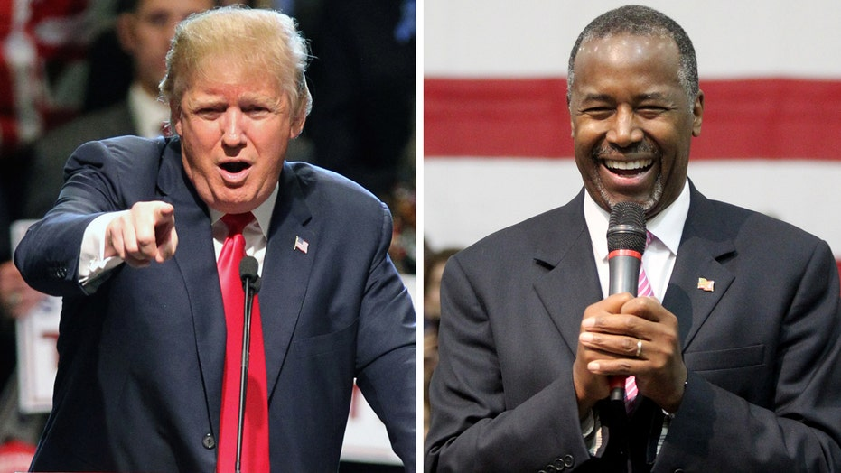 Ben Carson surges ahead of Trump in new poll
