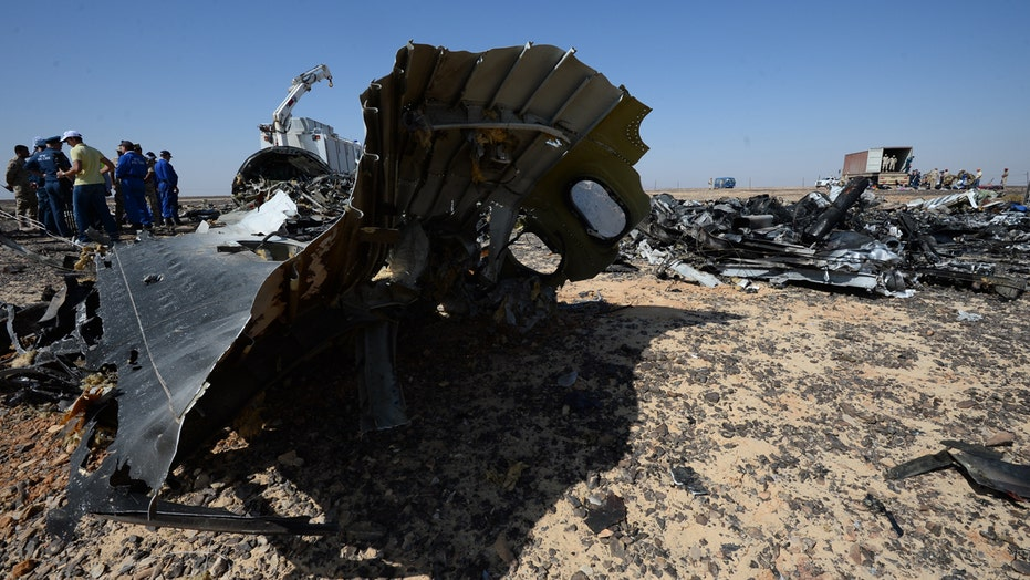 US official: Russian airliner was not shot down in Egypt