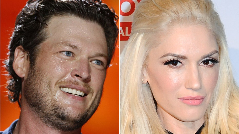Are Gwen Stefani and Blake Shelton an item?