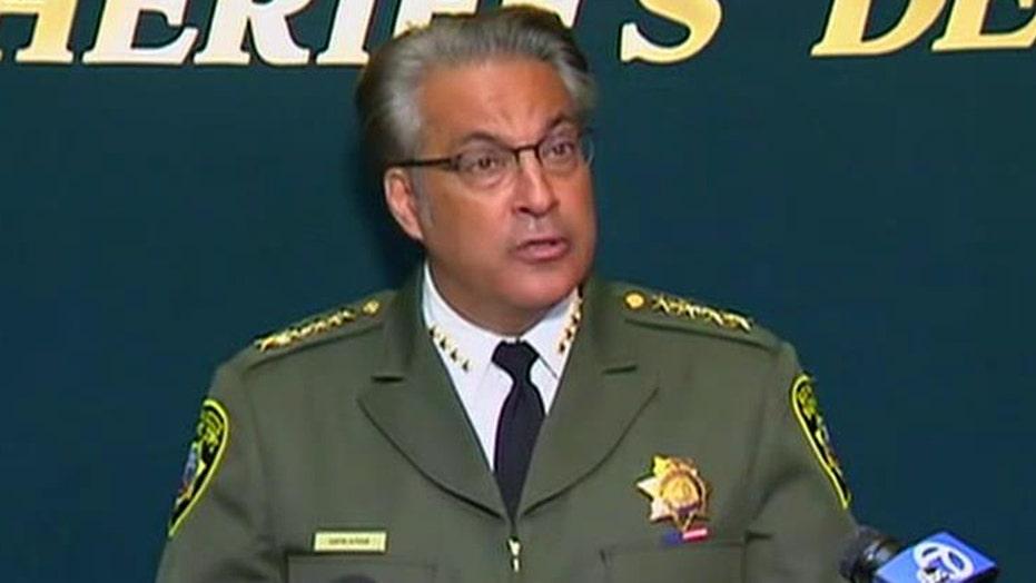 San Francisco sheriff loses election bid in landslide