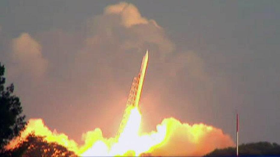 Hawaii's first rocket launch fails midflight
