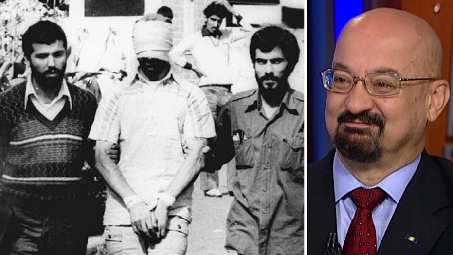 36 years later: Iranian hostage remembers crisis