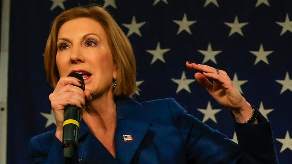 Deputy campaign manager talks Fiorina's 'growth potential'
